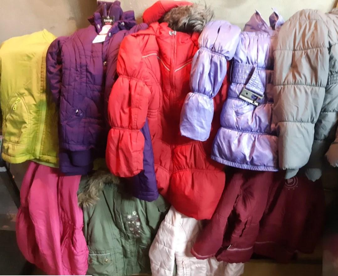 Детские Куртки: Секонд Хенд